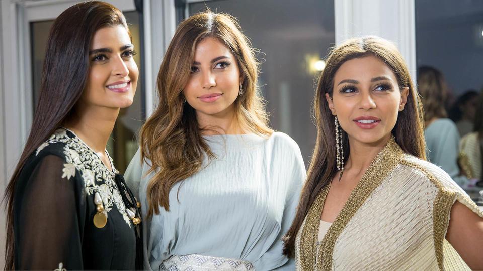 """مصممة المجوهرات السعودية """"نادين"""" تطلق مجموعتها الأولى في دبي"""