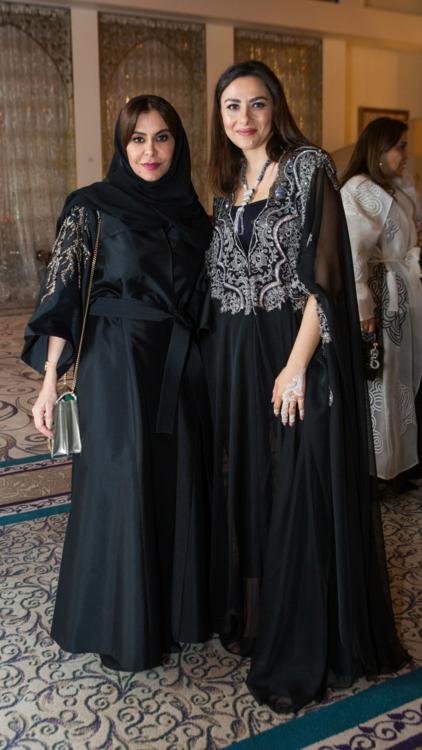 بالصور: شاهدي مقتطفات من حفل سحور هاربرز بازار العربية بالتعاون مع مجوهرات الأنوار