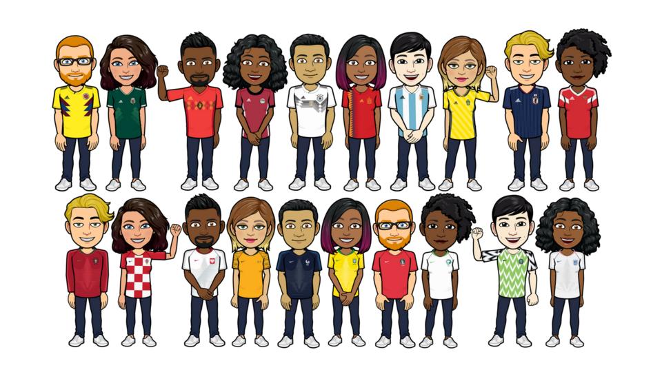 علامتي  AdidasوNike يوفران قمصان فرقك المفضلة المشاركة في كأس العالم