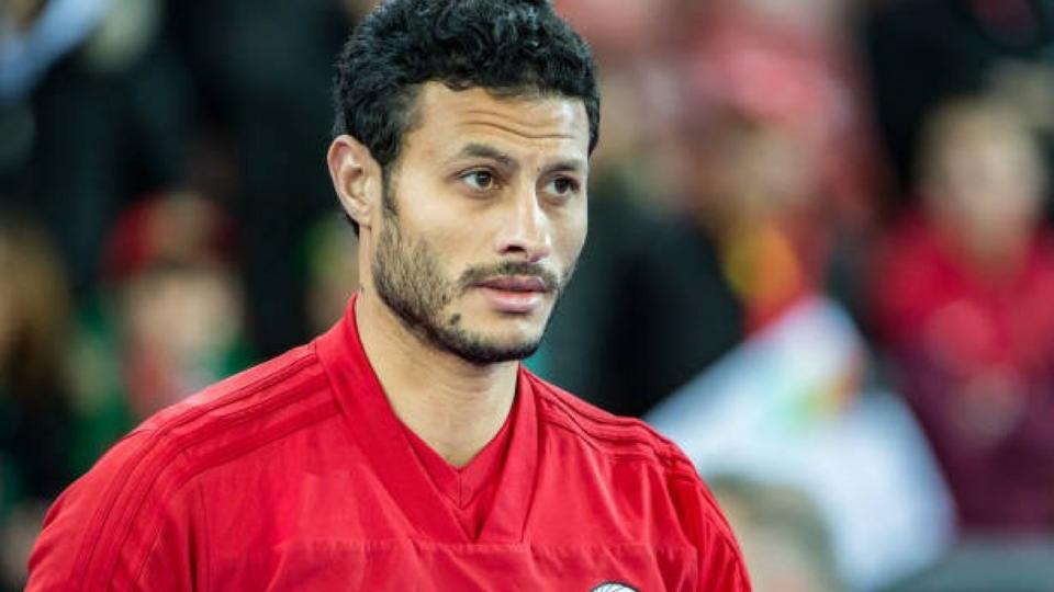 محمد الشناوي نجم الفريق المصري ورجل المباراة كما لقبته الفيفا