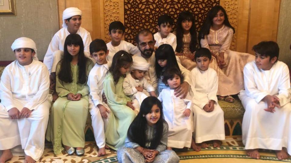 تعرفوا على احتفال سمو الشيخ محمد بن راشد آل مكتوم بعيد الفطر المبارك