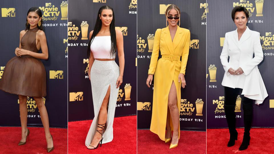 أجمل إطلالات حفل جوائز MTV 2018