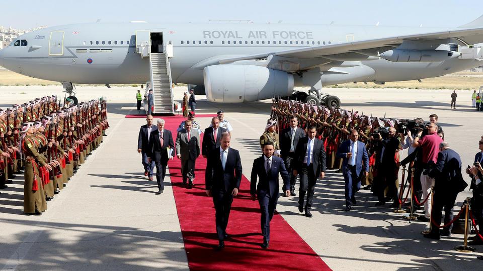 هذه هي أبرز محطات زيارة الأمير ويليام إلى الأردن