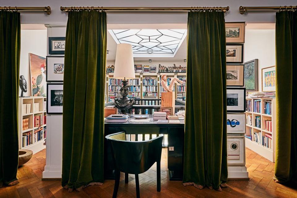 فيلا كارل لاغرفيلد الألمانية المذهلة قد تصبح لكِ مقابل 11.65 مليون دولار