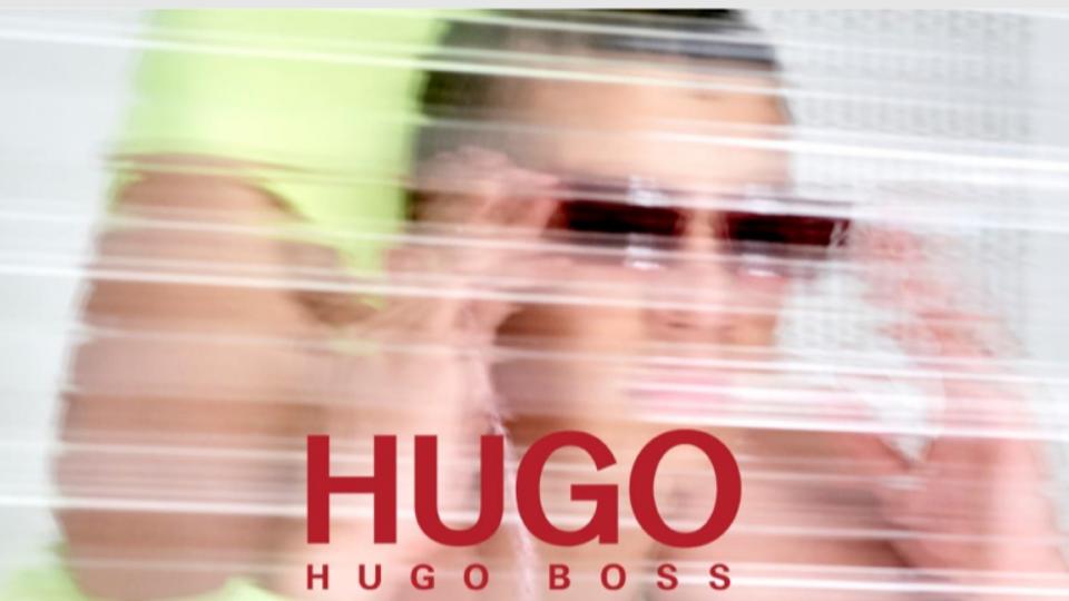 هاربرز بازار تتيح لك متابعة أول عرض أزياء لعلامة هيوغو بوس في بث مباشر