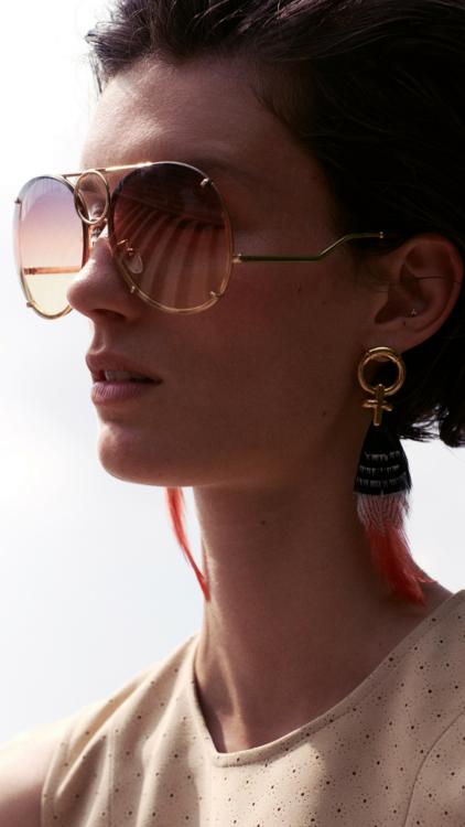 مجموعة ربيع 2019 من Chloe تزخر بالتصميمات المختلفة