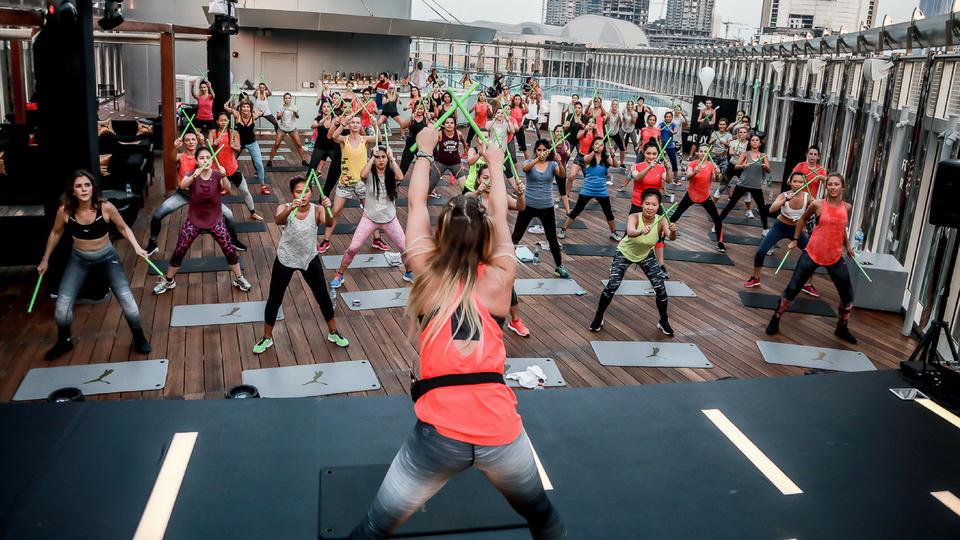3 فعاليات مجانية للرشاقة البدنية نهاية هذا الأسبوع في دبي لن ترغبي حتماً في تفويتها