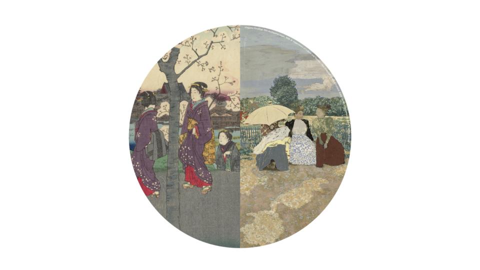 اللوفر أبوظبي يفتتح معرضاً من وحي اليابان