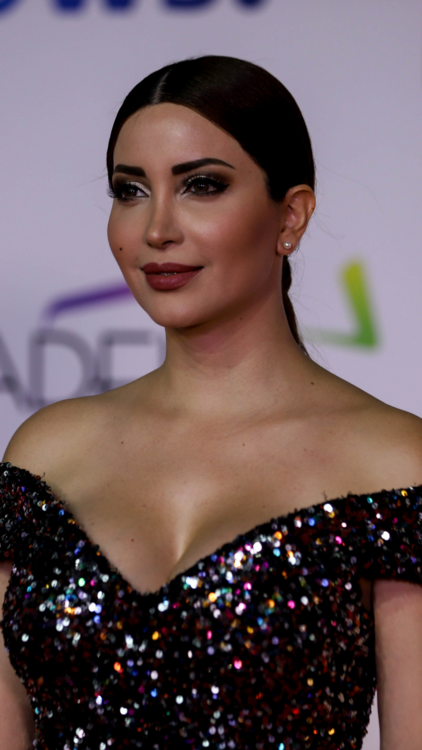 نجمات ونجوم العالم العربي على السجادة الحمراء في حفل افتتاح مهرجان الجونة السينمائي لعام ٢٠١٨