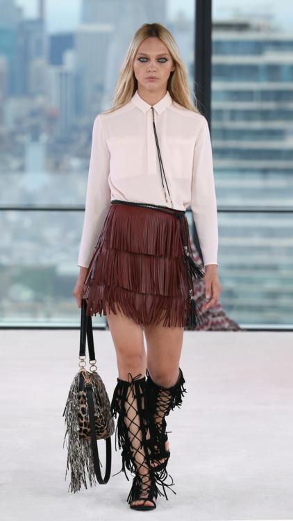 عرض أزياء لونشان Longchamp لربيع وصيف 2019