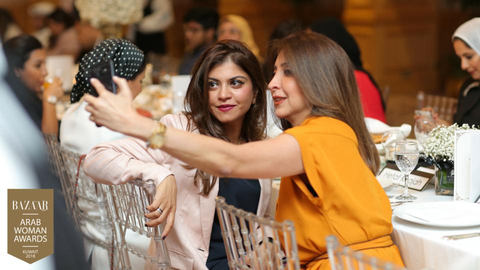 هاربرز بازار العربية تكرم 19 سيدة ملهمة في الكويت من خلال منحهنّ جائزة المرأة العربية لعام 2018