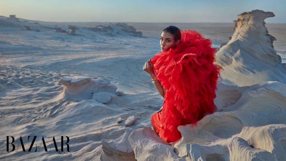 وردة الصحراء.. من تشبه ياسمين صبري؟
