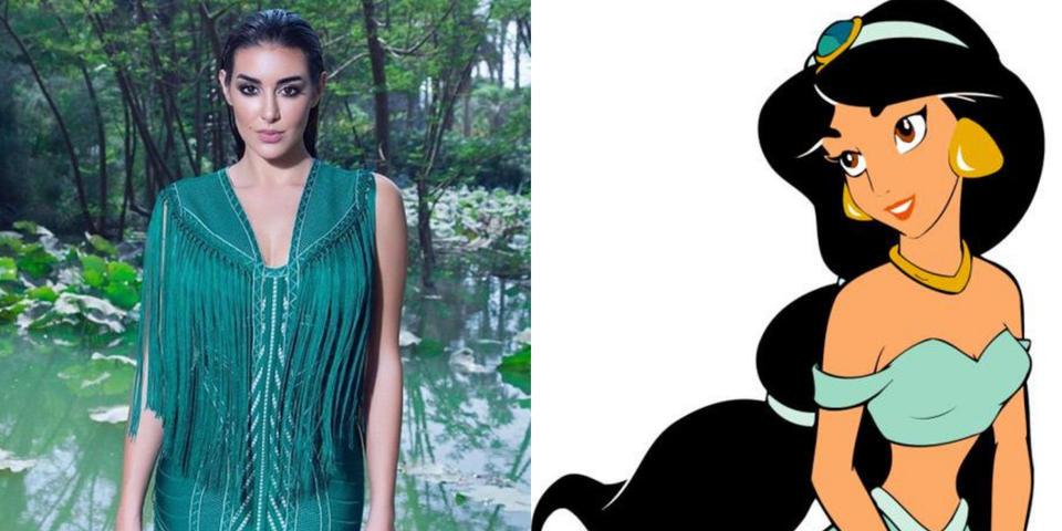 """لهذا السبب فقط لم تحصل ياسمين صبري على دور الأميرة ياسمين في فيلم """"علاء الدين"""""""