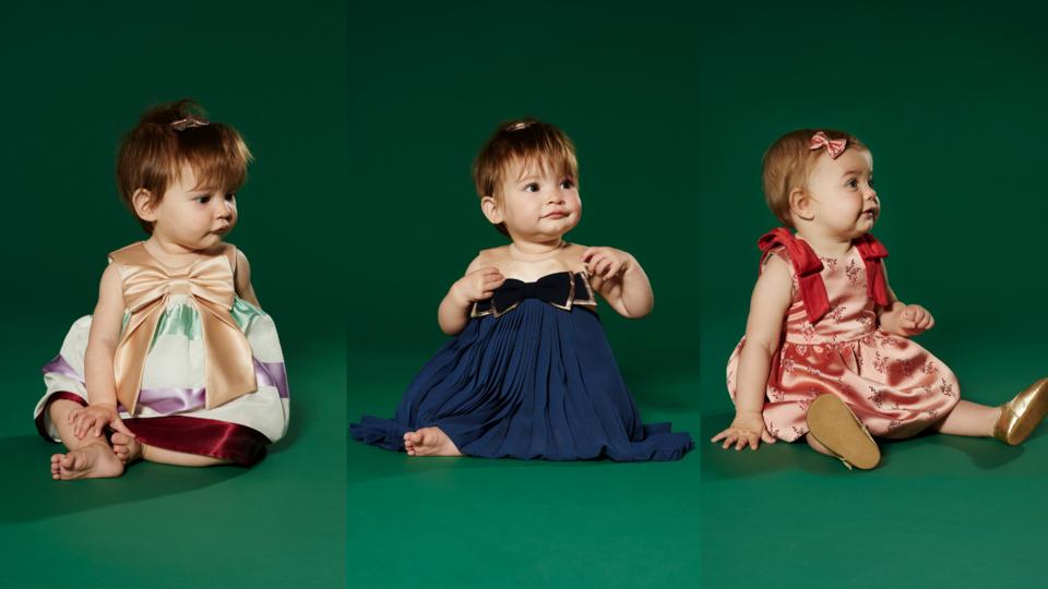 مجموعة أزياء هاكلبونز لخريف شتاء 2018  للأطفال