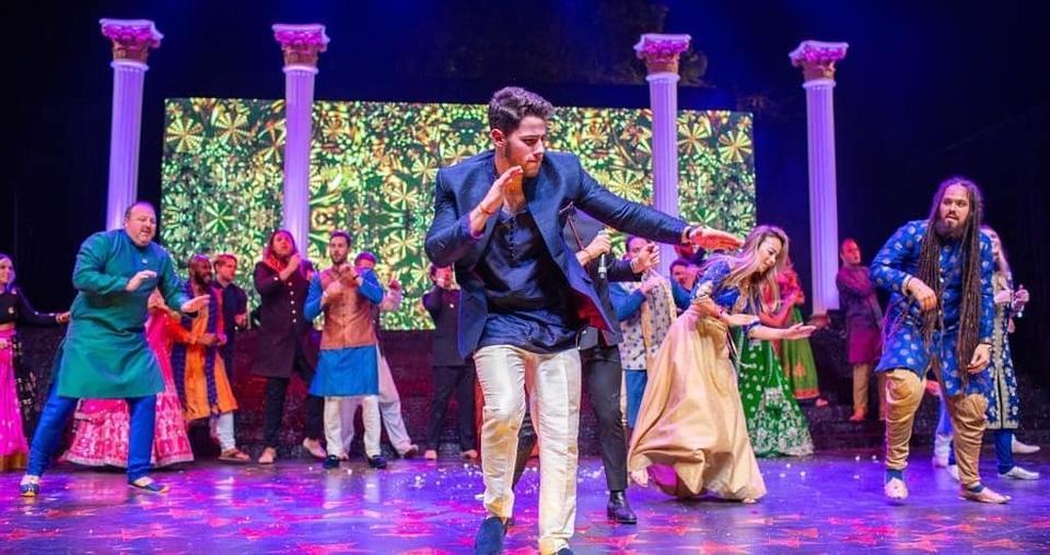 أبرز صور زفاف بريانكا شوبرا ونك جوناس بمختلف مراسمه
