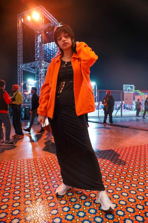 أبرز الإطلالات خلال مهرجان Sole DXB