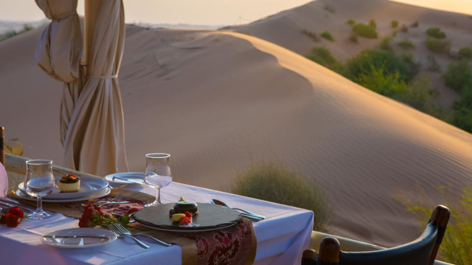 رحلة صحراوية بامتياز تليق بالأجواء الإماراتية