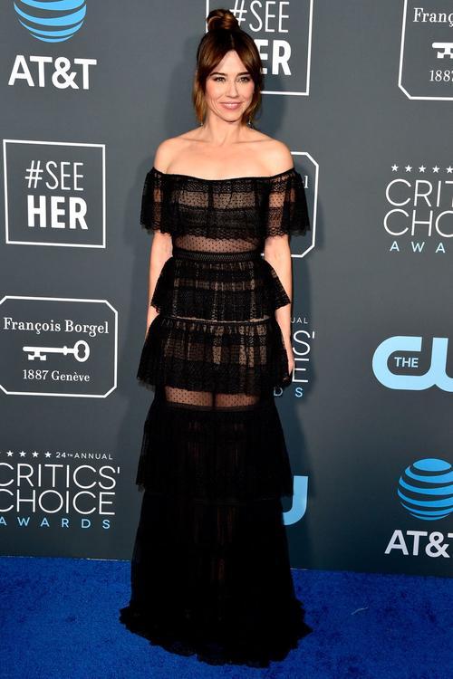 أفضل 10 إطلالات من حفل Critics' Choice Awards 2019