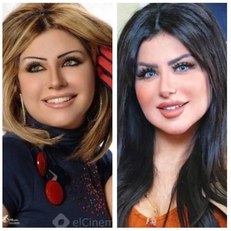نجوم العالم العربي يتفاعلون مع تحدي العشر سنوات وهذا ما بدوا عليه في السابق..