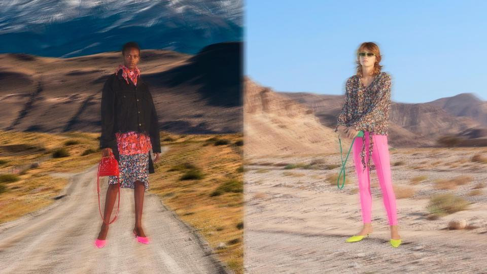 Balenciaga تطلق مجموعة كبسولية حصرية لصالح Farfetch
