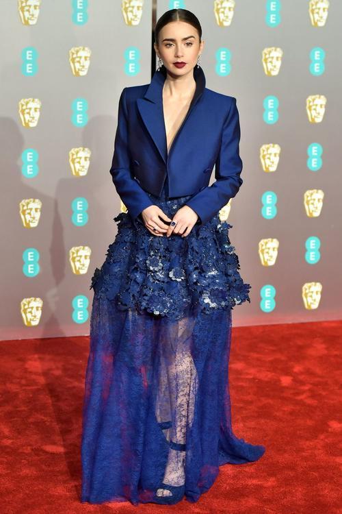 أبرز إطلالات المشاهير من حفل BAFTA  لعام 2019