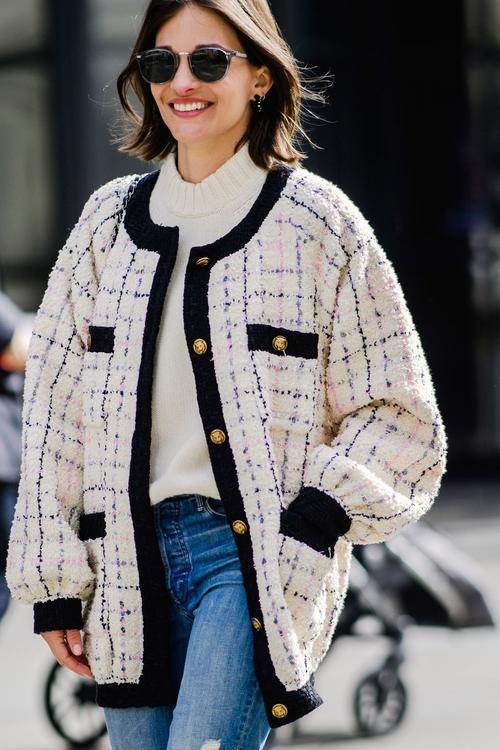 مباشرة من أسبوع الموضة في نيويورك: أفضل الأزياء المستوحاة من أسلوب الشارع لخربف وشتاء 2019