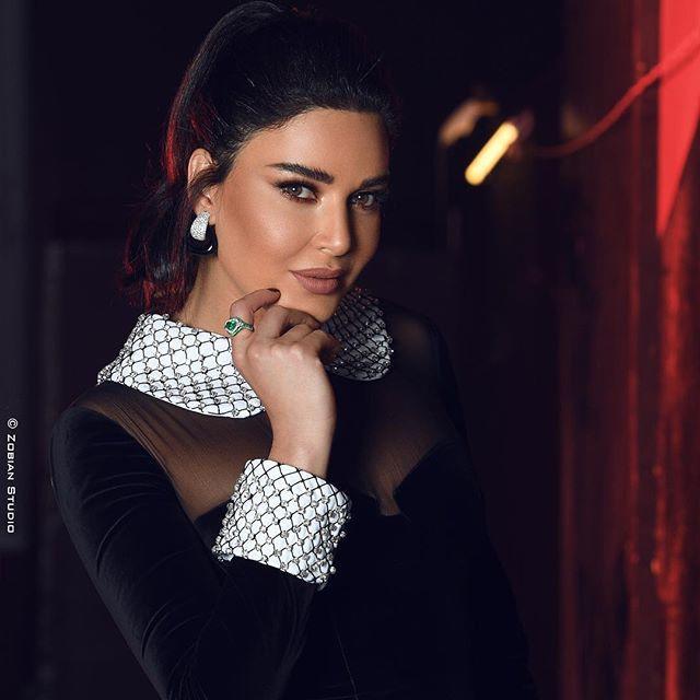 أجمل إطلالات سيرين عبد النور