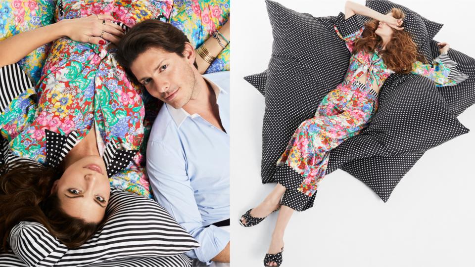 مقابلة: راسيل شلهوب وإيدغاردو أوسوريو حول مجموعتهما من الأحذية الصيفية الرائعة