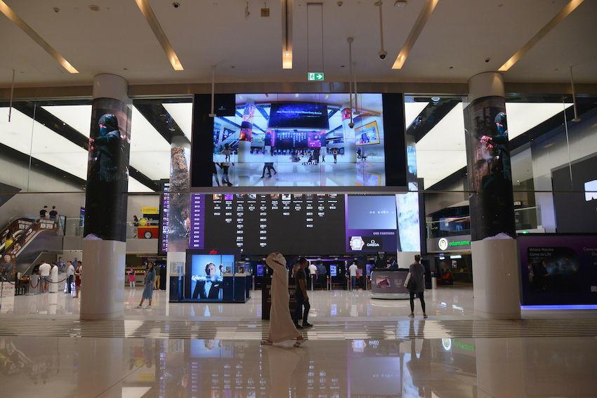 السعودية تفتتح 6 دور سينما جديدة بحلول 2021