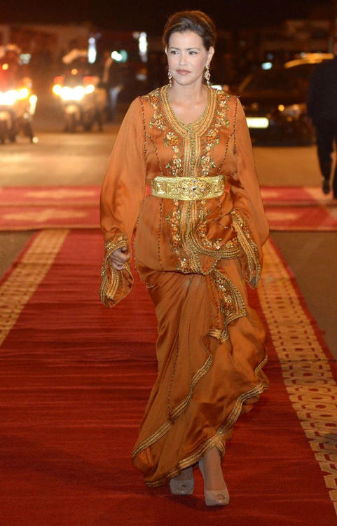هذه الإطلالات الملكية هي مصدر إلهام رئيسي لنا رمضان هذا العام