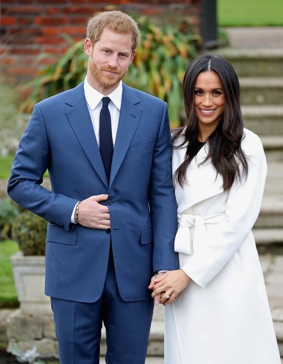 ميغان ماركل ترزق بطفلها الملكي الأول