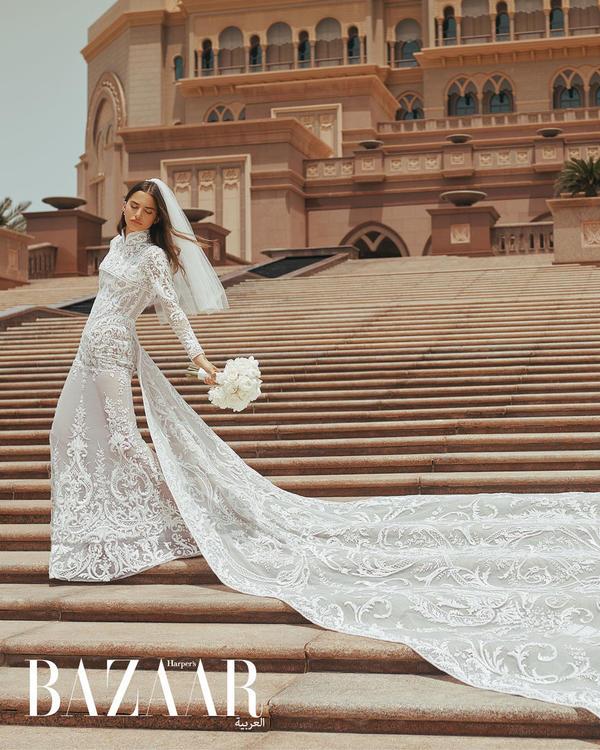 فستان العرس حلم يتحقق عندما تحظين بخيارات رائعة كهذه