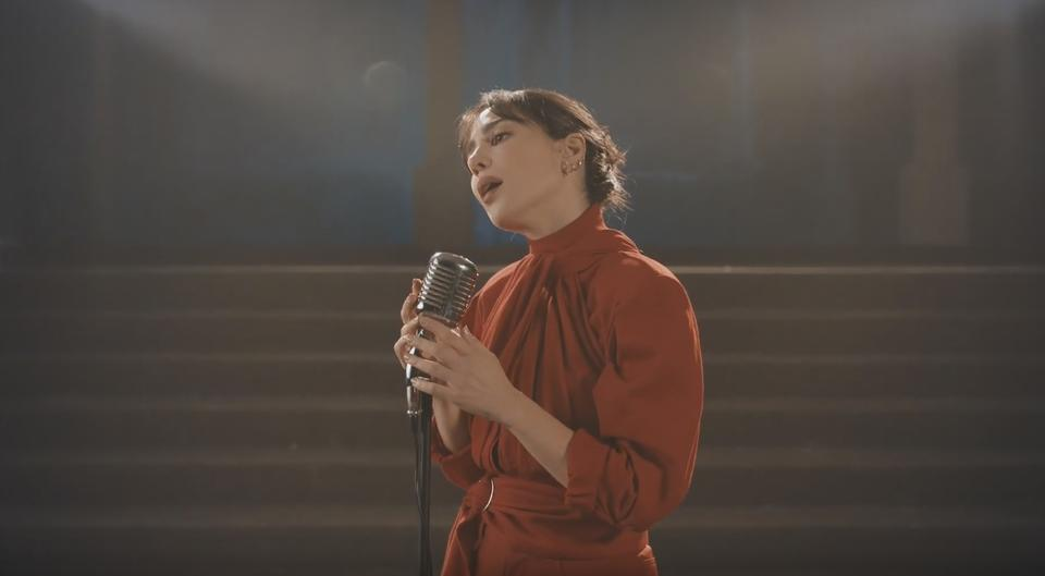 دانا حوراني تغني في مهرجان جونيه الدولي