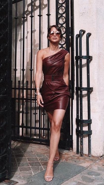 أجمل الإطلالات لحضور الصفوف الأمامية في أسبوع باريس للأزياء الراقية