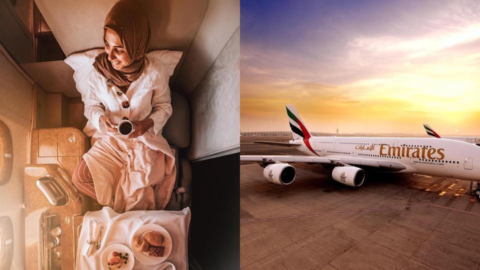 الإعلان عن أفضل 10 خطوط طيران في العالم و بالطبع الخطوط الإماراتية على القائمة