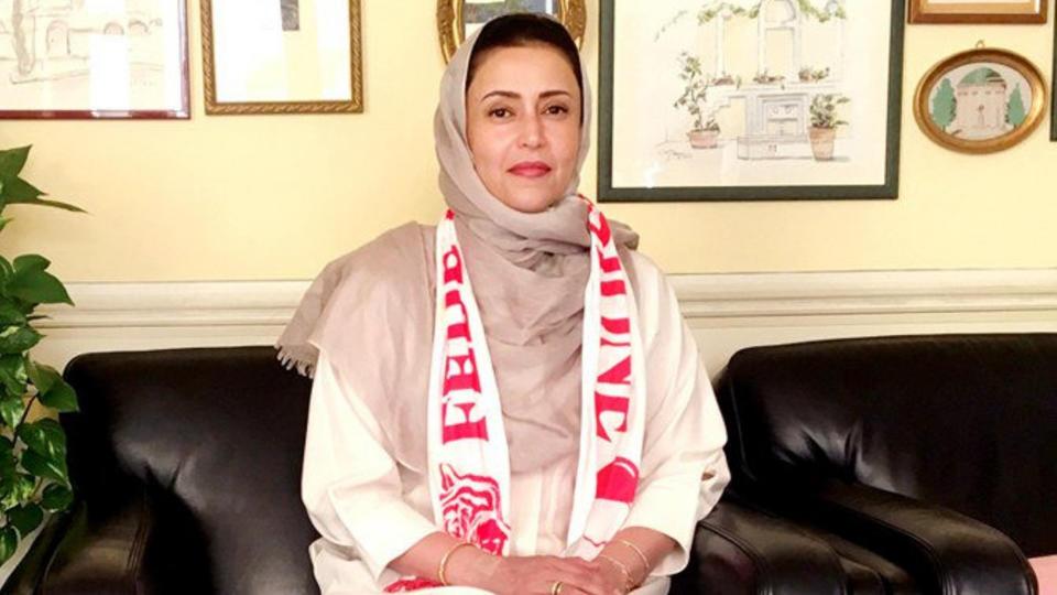 الأميرة نورة أول سيدة سعودية تترأس نادي رياضي