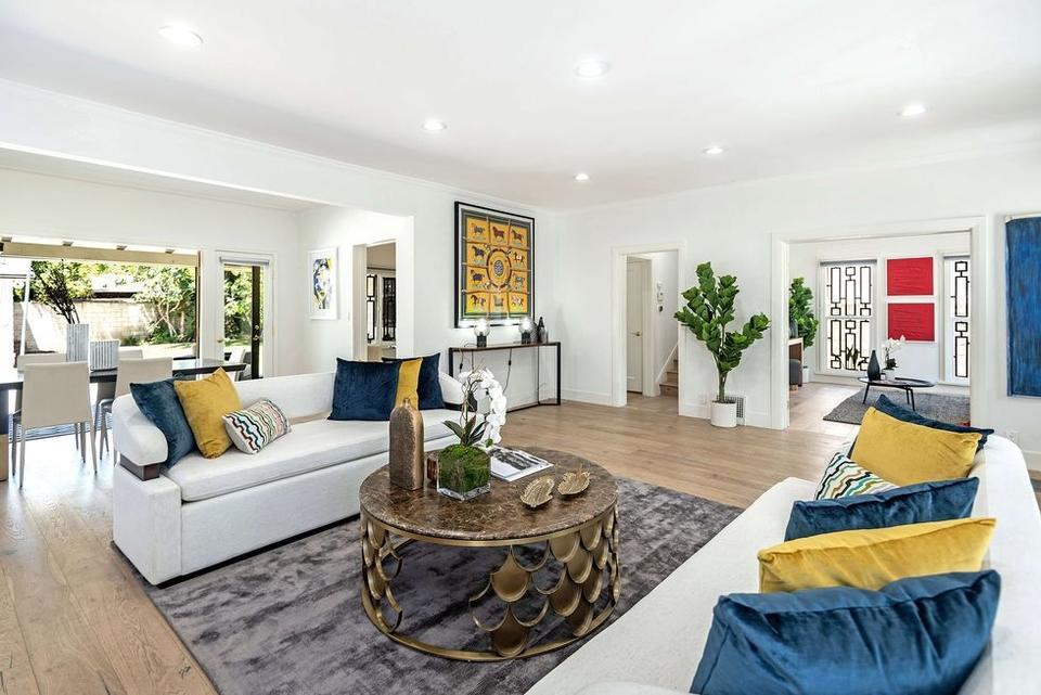 منزل ميغان ماركل السابق في لوس انجلوس معروض للبيع ببقيمة 6.6 مليون درهم