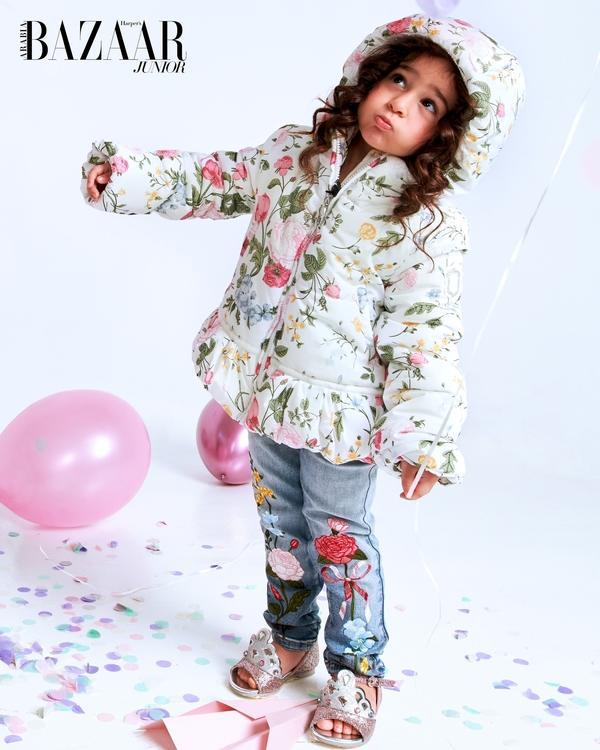 ملابس صغار رائعة من مجموعة خريف وشتاء 2019 على موقع Ounass