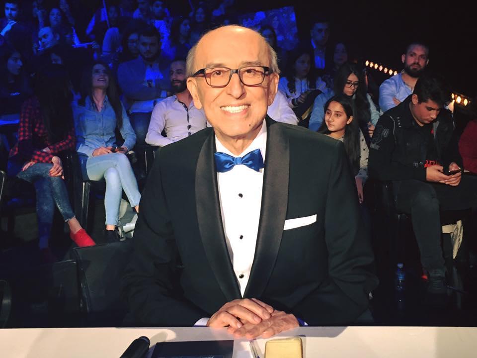 رحيل سيمون أسمر المخرج اللبناني وصانع النجوم...