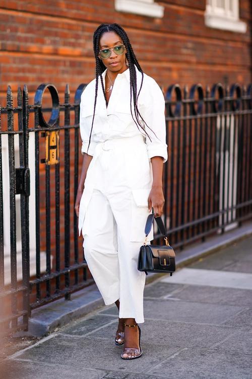 أسبوع لندن للموضة 2020: أجمل إطلالات أزياء الشارع