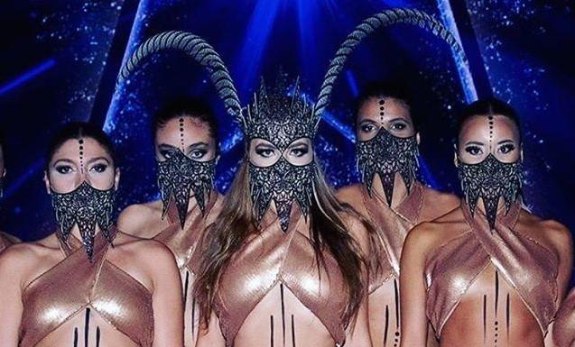 """فرقة """"مياس"""" اللبنانية تذهل لجنة تحكيم Britain's Got Talent"""
