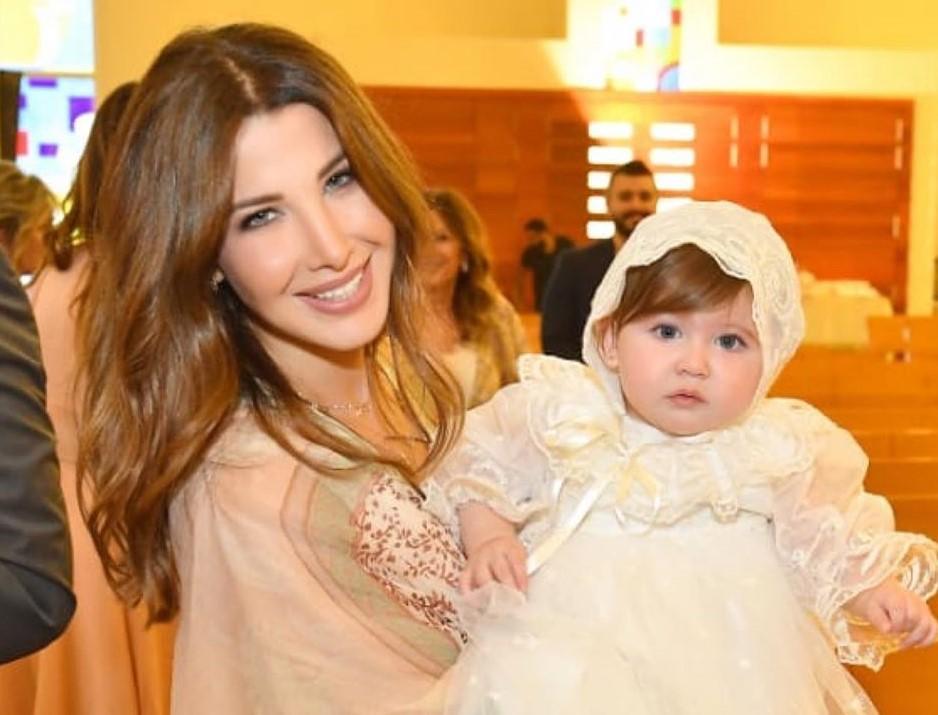 نانسي عجرم لا تخاف «الحسد»... تعرفوا إلى بناتها ليا وإيلا وميلا