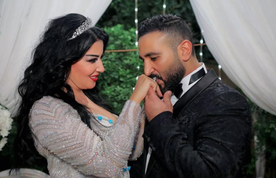سمية الخشاب وأحمد سعد... حبّ فطلاق فعودة؟