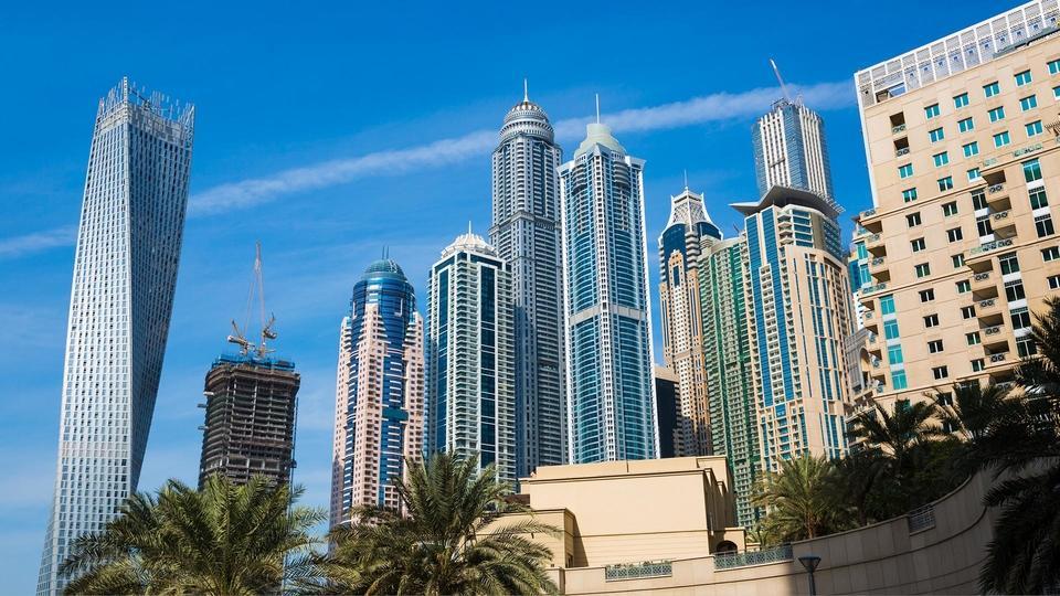زلزال ضرب الإمارات العربية المتحدة اليوم