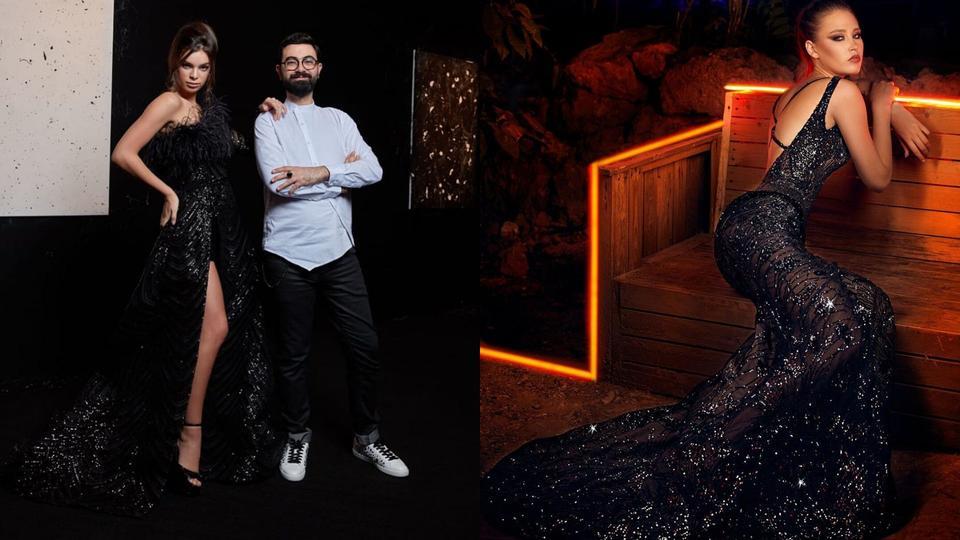 مقابلة خاصة مع  مصمم الأزياء اللبناني نجا سعادة