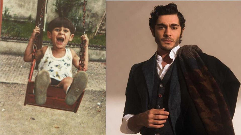 بالصور: هذا ما كانت عليه طفولة نجومك الأتراك المفضّلين..