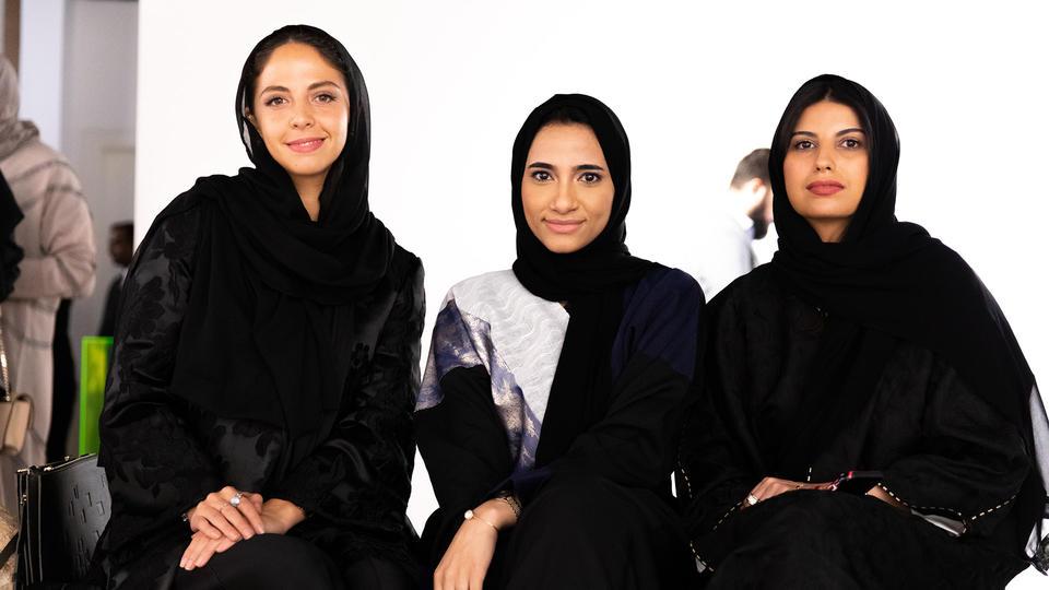 علامة Purificacion Garcia تشجع وتدعم الفنانات السعوديات