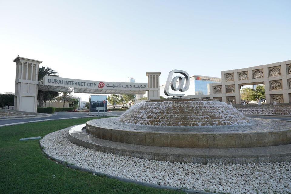 مدينة دبي للانترنت تحتفل بعيد ميلادها العشرين