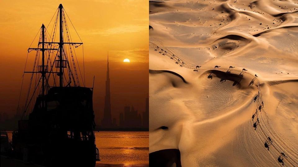 """""""تاريخ الإمارات"""" سلسة أفلام وثائقية على مر 125 ألف سنة"""