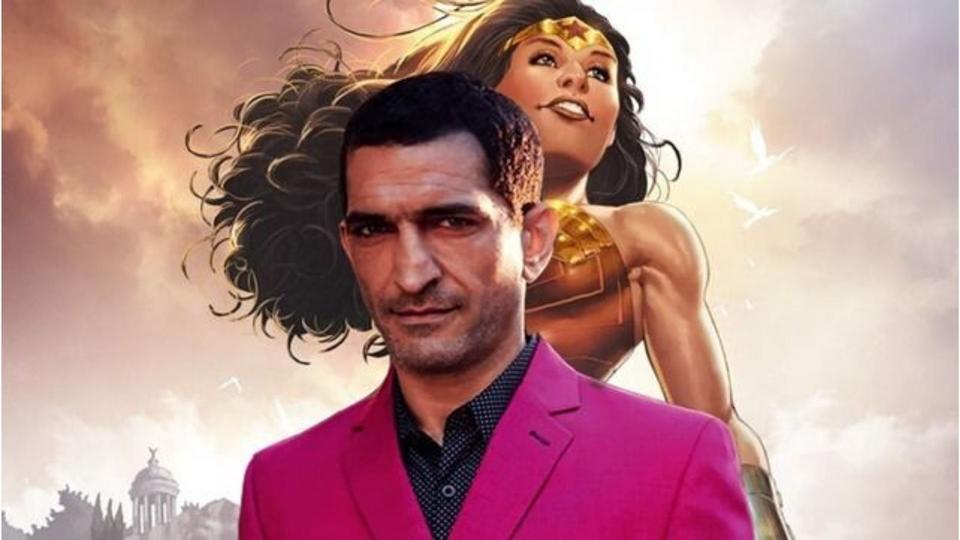 عمرو واكد ينضم إلى فريق عمل فيلم 'وندر وومان'